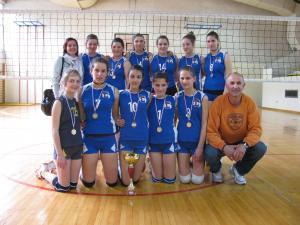 Odbojkašice prvakinje županije IMG_3297